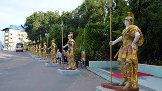 Tham quan nhà Tỷ phú giàu nhất Thái Lan