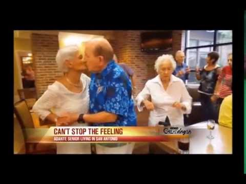 CAN'T STOP THE FEELING - ADANTE SENIOR LIVING IN THE NEWS