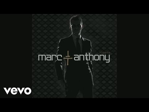Marc Anthony - A Quién Quiero Mentirle (Cover Audio Video)