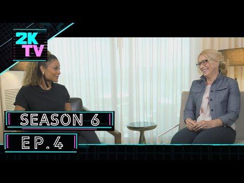 Doris Burke, Top Plays & 2KTV Challenge - NBA 2KTV S6. Ep. 4