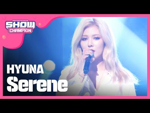 (episode-158) Hyun A - Serene (현아 - 평온)