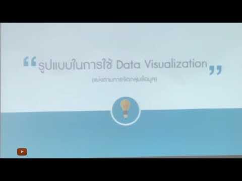 Data Visualization ในรูปแบบ Info graphics ด้วย Microsoft PowerPoint | EP.4
