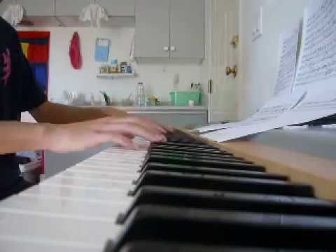 再一次擁有- 龔詩嘉 (真命天女- 片尾曲) Piano Solo