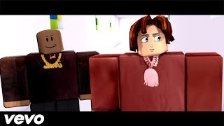 "ROBLOX MUSIC VIDEO - Kanye West & Lil Pump I LOVE IT - ""WE OOFING"""