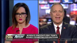 Moderate Democrats deny Trump's request for meeting over shutdown