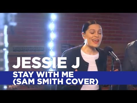 Jessie J - 'Stay With Me' (Capital Session)