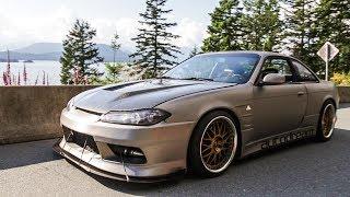 AutoDream's 550WHP Nissan S14.5 240sx Revs to 11,000 RPM!!
