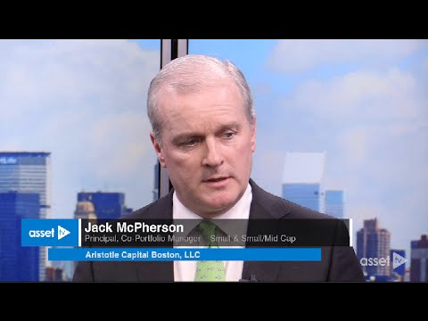 Aristotle's Jack McPherson Discusses Outlook for Small Caps on AssetTV - May 2016