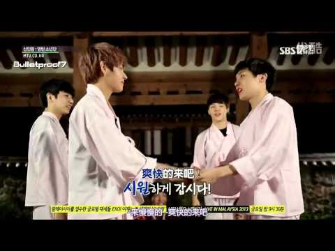 BTS EXO TEENTOP BEAST BTOB INFINTE BAP Funny Collection!