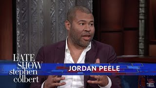 Jordan Peele Crashed A 'Get Out' College Course