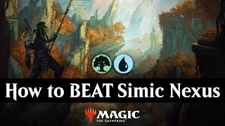 How to BEAT Simic Nexus GP Memphis Top 8 MTG Arena Deck Guide & Gameplay