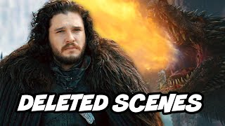 Game Of Thrones Season 8 Episode 6 Finale Alternate Ending and Deleted Scenes Breakdown