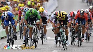 Tour de France 2019: Stage 7 | EXTENDED HIGHLIGHTS | NBC Sports