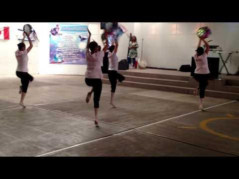 Danza con pandero :: Alumnas del CDAA :: Torre Fuerte 2013