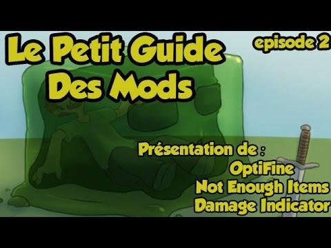 Baixar Le petit guide des Mods #2 Mods Utiles [MC] [FR]