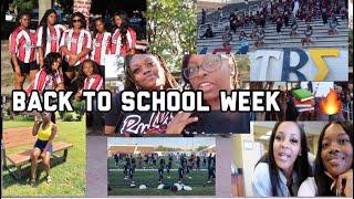SOUTH CAROLINA STATE UNIVERSITY  BACK TO SCHOOL WEEK | GREEK YARD SHOW, CLUB DUKES,  1ST HOME GAME