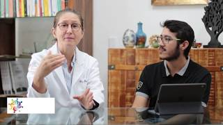 MIX PALESTRAS l Você sabe o que é Linfoma e Leucemia? l Paola Torres