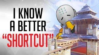 Top 10 Hardest Shortcuts in Overwatch - YouTube
