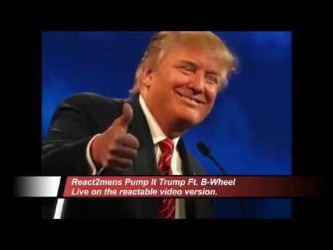 React2mens - Pump It Trump
