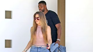 Khloe Kardashian And Tristan Thompson Go House Hunting Together - It's Getting Serious!