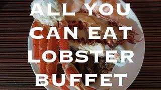 All You Can Eat Lobster Buffet Pala Casino