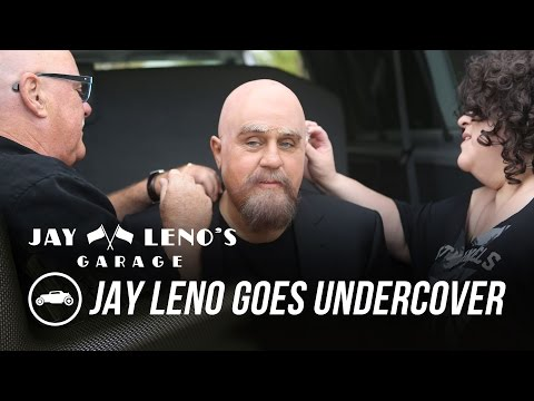 Jay Leno Goes Undercover as an UberBlack Driver