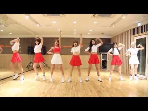 AOA - 심쿵해 (Heart Attack) Dance Practice Ver. (Mirrored)