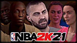 Making fun of NBA 2K21 for 16 minutes