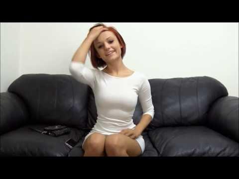 Redhead backroom casting