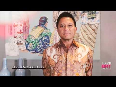 BAZAAR ART JAKARTA 2016 - SOETIKNO SOEDARJO