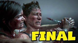 The Last of Us 2 - Parte Final - Ellie vs Abby - Pelea Final - Español Latino - Sin Comentarios