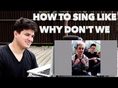 Vocal Coach Reaction to Why Don't We Mashups