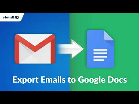 Great app to collect a selection of emails to create an organized report in Google Docs for you so that you can share it with your lawyer, human resources team, or to keep your emails on file for your own private use.