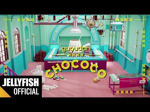 gugudan(구구단) - 'Chococo' Official M/V