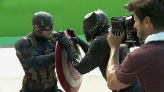 Captain America: Civil War | Behind the Scenes #3
