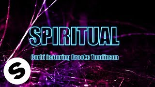 Curbi - Spiritual (Mriya) [feat. Brooke Tomlinson] (Official Lyric Video)