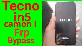 Tecno IN5 Remove Android 7 0 FRP Lock by SP Flash tool | Hindi