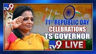 Governor Tamilisai Soundararajan Host At Home Party LIVE..