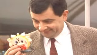 Mr. Bean – Returning The Lost Baby