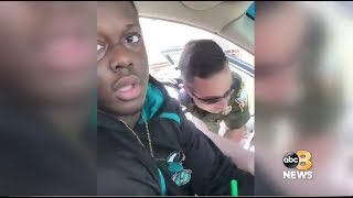 Controversial traffic stop goes viral, makes national headlines