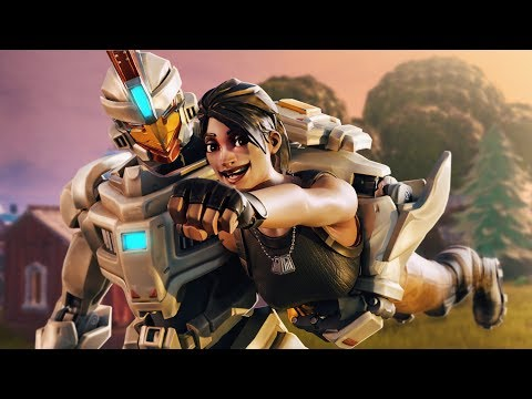 THE NOOB WHO FOUND A FRIEND... | A Fortnite Movie
