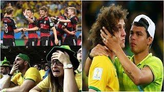 Vào ngày này |8.7| Trận thua kỷ lục, nhục nhã nhất lịch sử bóng đá Brazil