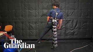 Un equipo de investigadores de la universidad Keio de Japón construye una cola robótica