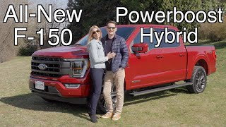 All-New Ford F-150 review // 2021 Powerboost Hybrid