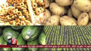 Thực phẩm biến đổi gen (GMO) tại Việt Nam