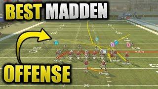 madden 19 best passing playbooks Videos - Playxem com