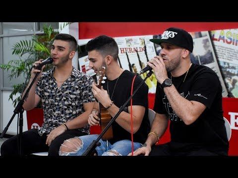 Bésame | Manuel Turizo & Valentino | Sesiones EH