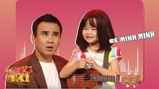 Các mẹ có muốn có cô con gái 5 tuổi dễ thương như vầy không nè | Bé Minh Minh.