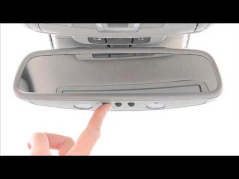 Mercedes Benz How To Program Garage Door Opener Youtube