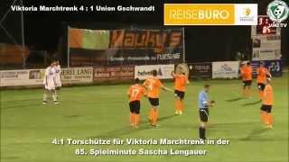 SV Viktoria Marchtrenk - Union Gschwandt